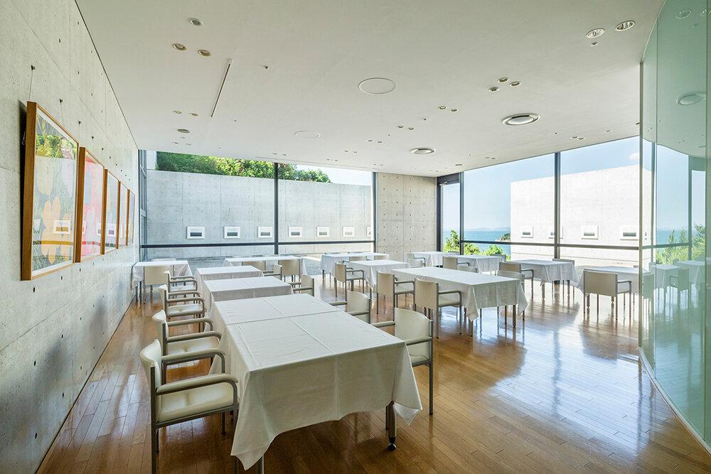 レストラン・カフェ                                 ミュージアムレストラン<br>日本料理 一扇