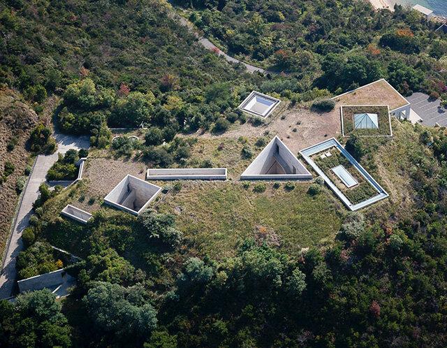 地中美術館 | アート・建築をみる | ベネッセアートサイト直島