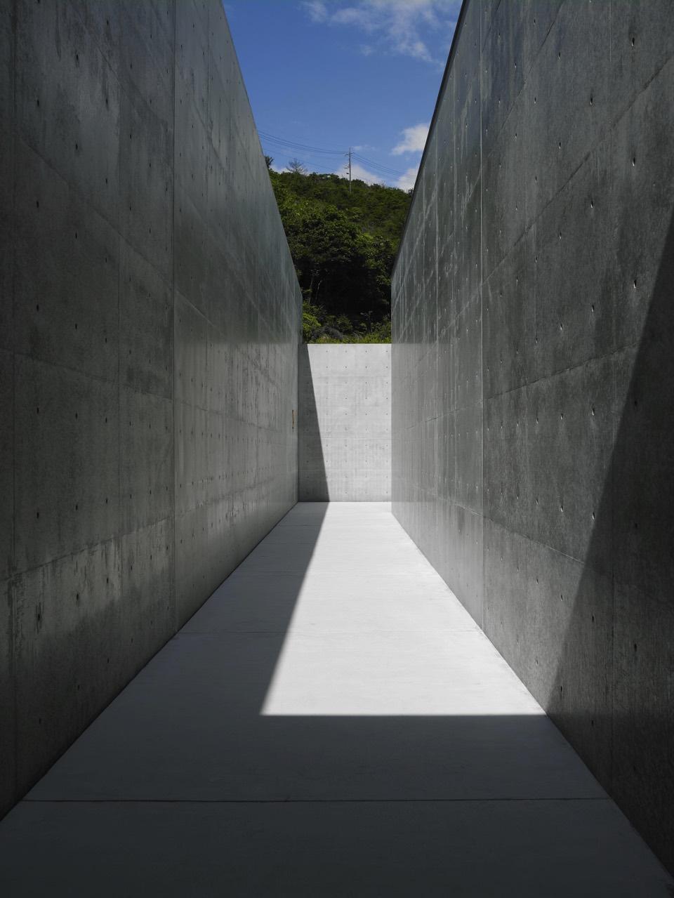 Lee Ufan Museum Art Benesse Art Site Naoshima