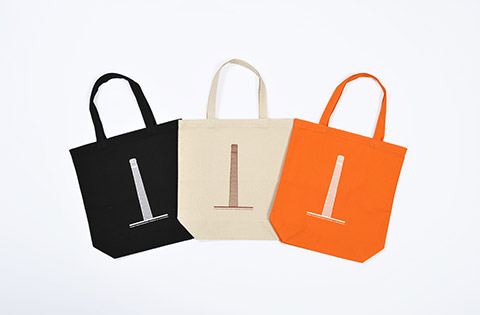 Tote bag JPY1,048(tax included)