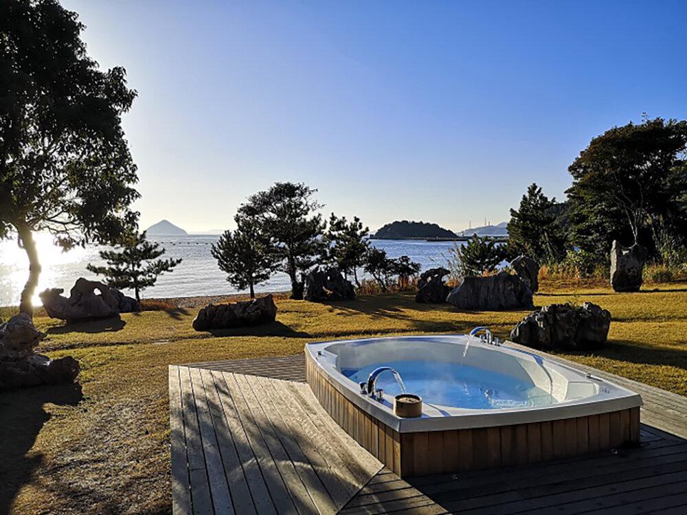 Cultural Melting Bath: Project for Naoshima