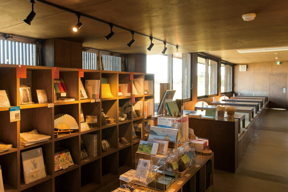 Cafe&Store                                 Inujima Ticket Center Store