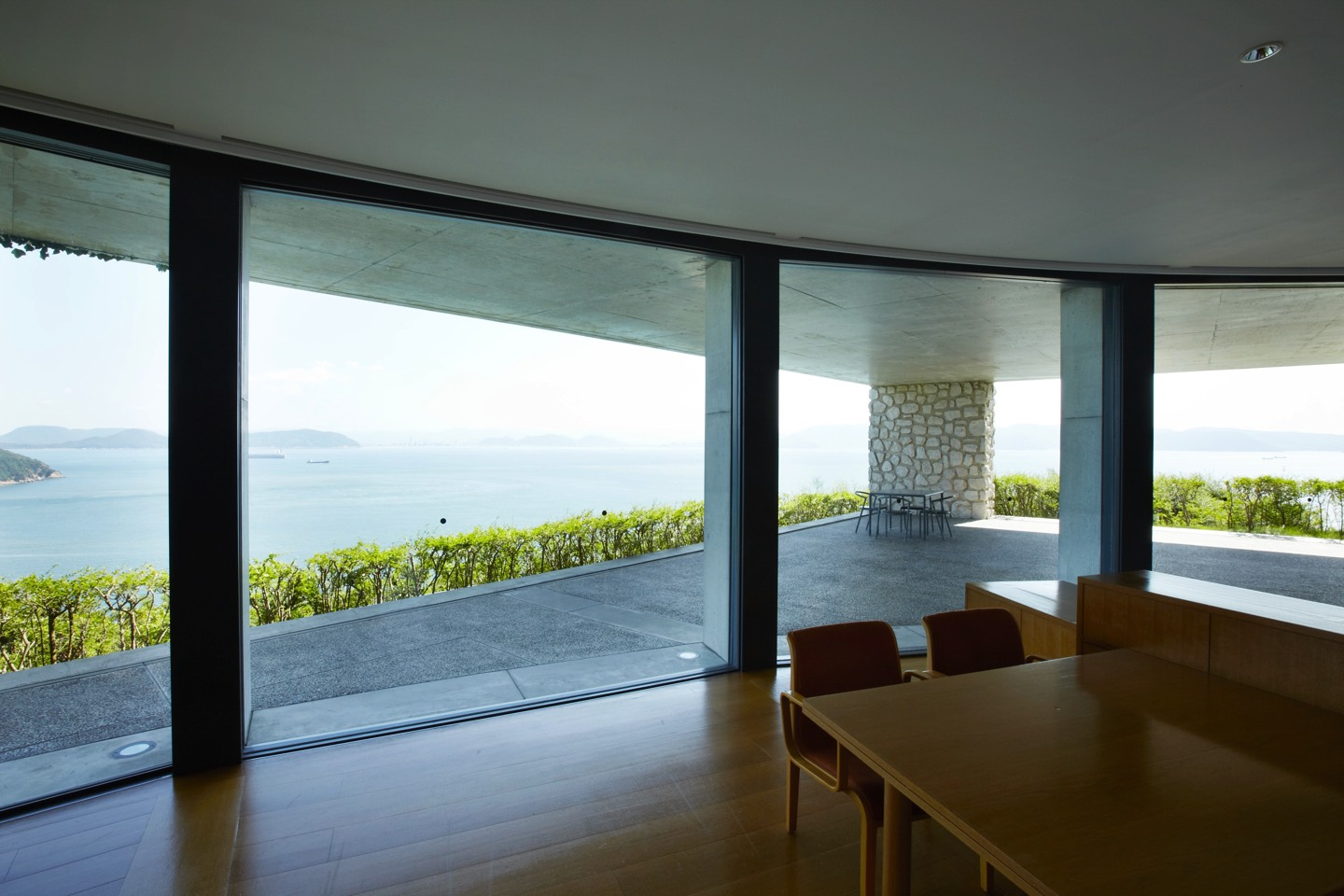 Oval Benesse House Stay Benesse Art Site Naoshima