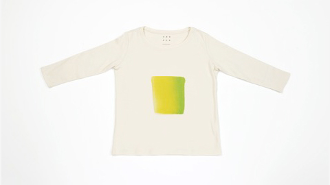 T-shirt(women's) JPY4,400(tax included)