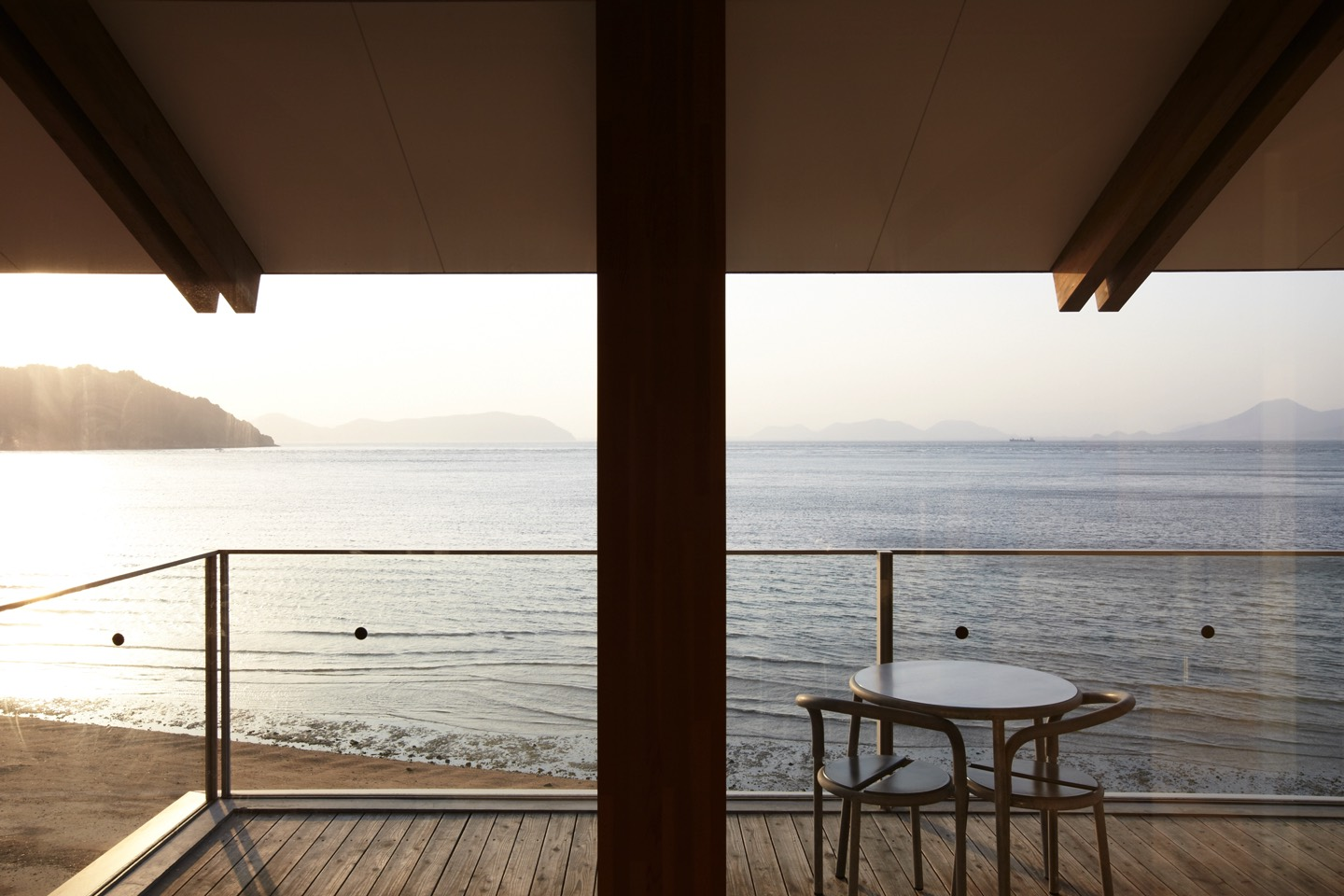 Beach | Benesse House | Stay | Benesse Art Site Naoshima